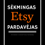 Etsy lietuviškai